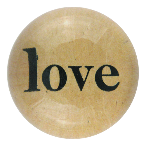 Love Dome Paperweight