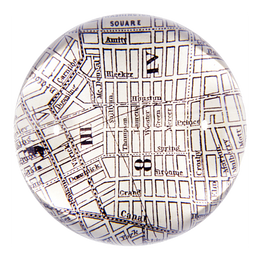 New York Map: Soho