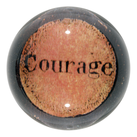 Fruits of the Tree of Temperance: Courage