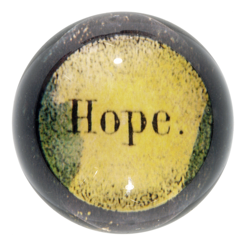 Fruits of the Tree of Temperance: Hope