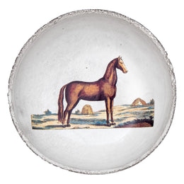 Brown Horse Dish