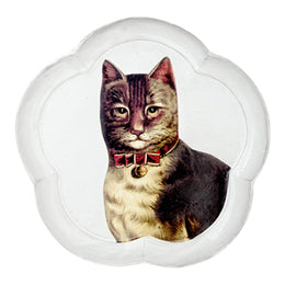Country Cat Plate