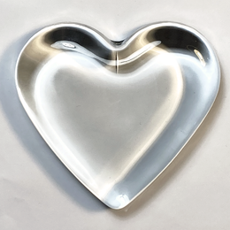 Heart Paperweight - Final Sale