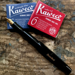Kaweco Calligraphy Pen and Ink Cartridge Sets