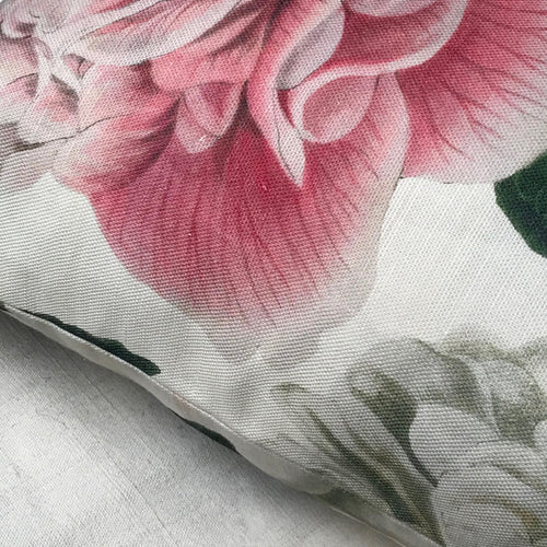 John Derian for Designers Guild Custom Camilla Folly Tuberose Cushion