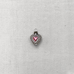 Nostalgic Tiny Tiny Heart Ornament