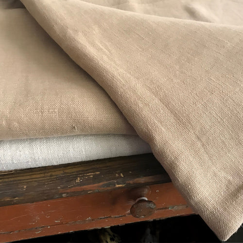 Libeco Napoli Vintage Linen Bedcover