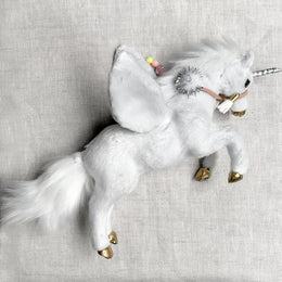 Winged Unicorn Ornament