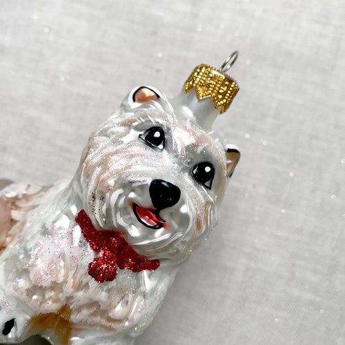 Carin Terrier Ornament