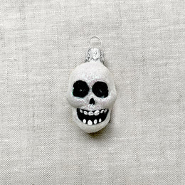 Mini Skull Ornament