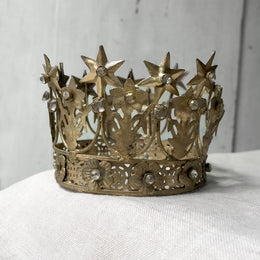 Small Jeweled Crown