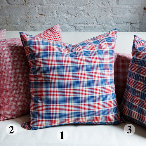 Antique German Pillows