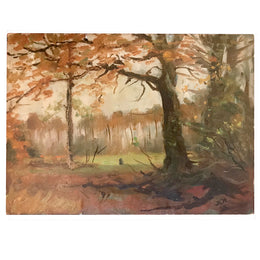 Evert Rabbers Landscape Painting #10