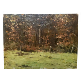 Evert Rabbers Landscape Painting #2