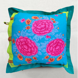 Rany & Cobalt Dalia Pillow