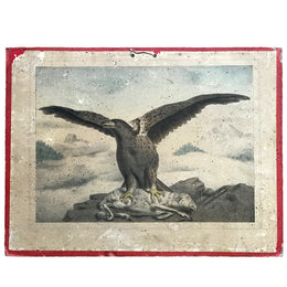 "19th Century French Lithograph ""L'Aigle"" - Eagle"