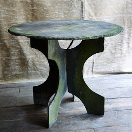 Early 20th Century Slate Table