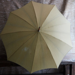 Early 20th Century Parasol Umbrella 1