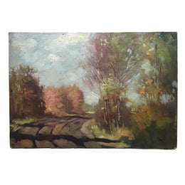 Evert Rabbers Landscape Painting 21