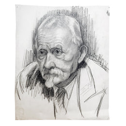 Evert Rabbers Portrait Drawing 04