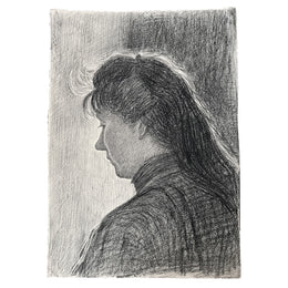 Evert Rabbers Portrait Drawing 15