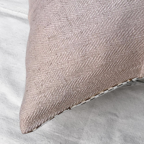Medium Grenades Pillow (No. 2B) with with Linen Backing