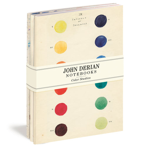 Color Studies Notebook Set