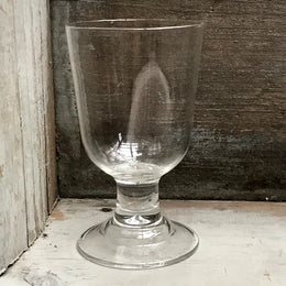 Small Simple Wine Glass