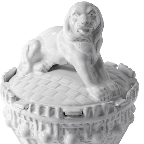 Lion Sugar Dish