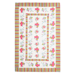 Lisa Corti Twin Quilt in Royal Palace White 180 x 270cm