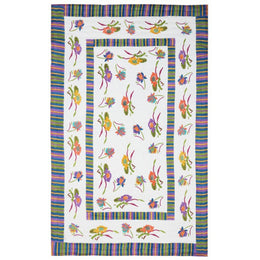 Lisa Corti Twin Quilt in Japanese White 180 x 270cm