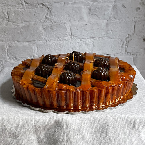 Crostata Diam Itu Cioccolato Blackberry Pie Candle