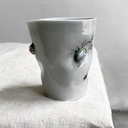 Crumpled Insect Cup