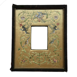 Vintage Embroidered Frame