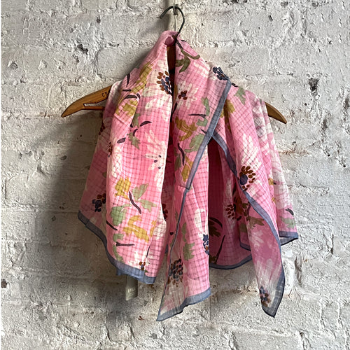 PS-1991 Scarf in Pink