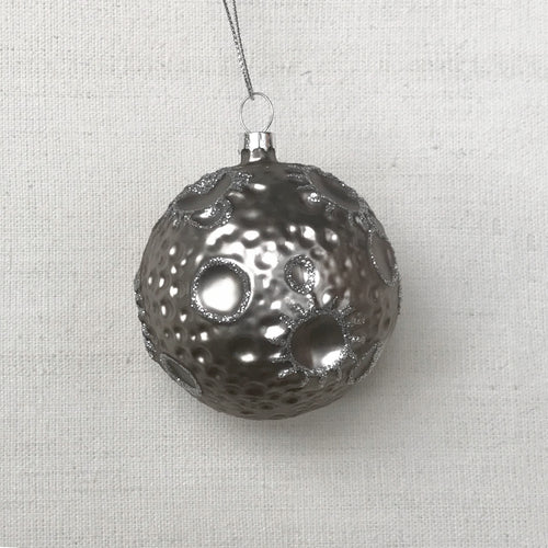 Luna Moon Ornament