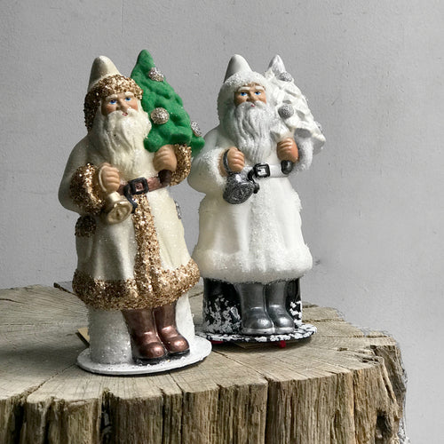 Ino Schaller Santas with Bells