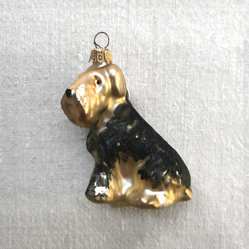 Airdale Terrier Ornament