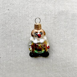 Chubby Clown Ornament