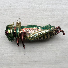 Grasshopper Ornament
