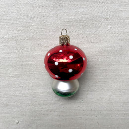 Fly Agaric Ornament