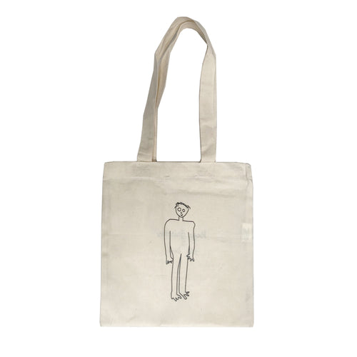 Hugo Guinness Suitable Poses Tote Bag