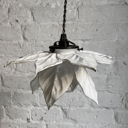 José Levy Pendant Light 3 with Canopy