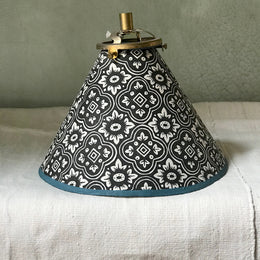 Antoinette Poisson Lamp Shade in Renaissance (No. 25A)
