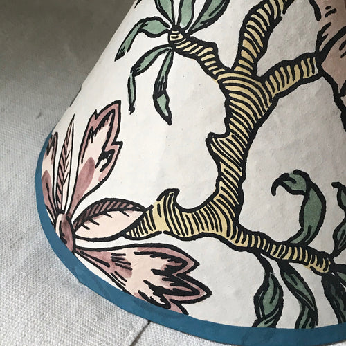 Antoinette Poisson Lamp Shade in Colonne (No. 15A)