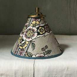 Antoinette Poisson Lamp Shade in Grenades (No. 1B)