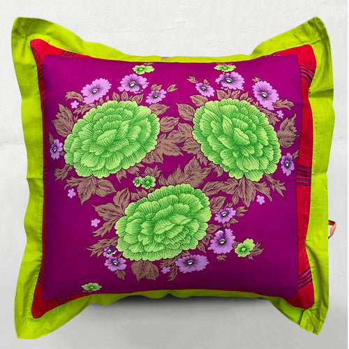 Violet & Rany Dalia Pillow