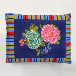 Small Blue Kandem Pillow