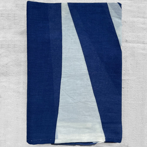 333 Cotton Scarf in Ink Blue