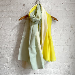 337 Cotton Scarf in Sunlight